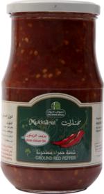Mukhtarat Ground Red Pepper in Oil