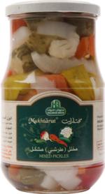 Mukhtarat Mixed Pickles