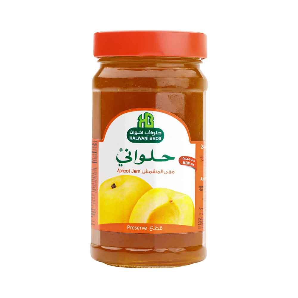 Apricot Preserve Jam